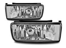 Mlhové světlomety JOM pro BMW řady 3 E36, čiré chrom