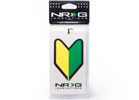 Závěsná vůně NRG Innovations žluto-zelená