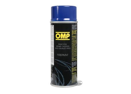 OMP barva na brzdiče modrá
