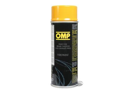 OMP barva na brzdiče žlutá