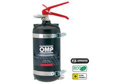 OMP ruční hasicí přístroj 2,4 litru, ocelový