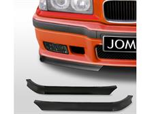 Dvoudílný spoiler pod originální přední nárazník pro BMW E36