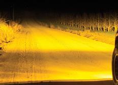 PIAA Světelná LED rampa RF18 o délce 45,72cm, žlutý mlhový světlomet