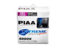 Žárovky PIAA XTREME WHITE Plus 4000K HB4 - studené bílé světlo