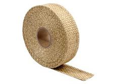 Thermotec - tepelně izolační páska Thermo-tec bílá. Šířka 50mm, délka 15m