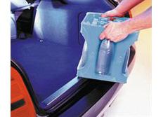 FOLIATEC ochranná fólie na hranu zavazadlového prostoru 9,5 x 120cm
