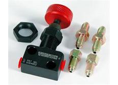 Regulátor brzdného účinku Tilton s připojením D-3 (3/8x24)