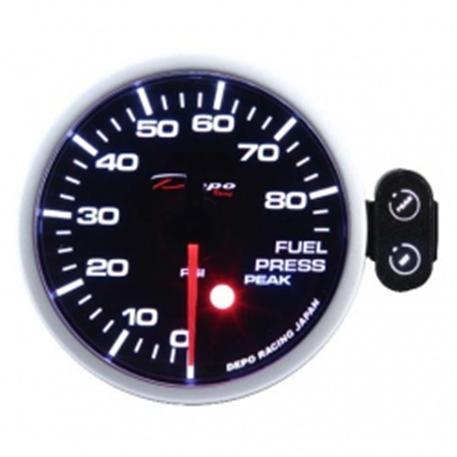 Přídavný budík Depo Racing - Tlak paliva
