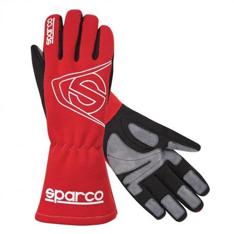 Rukavice Sparco Land L3 červené, velikost 9 - výprodej