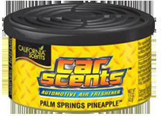 Osvěžovač vzduchu California Scents, vůně Car Scents - Ananas