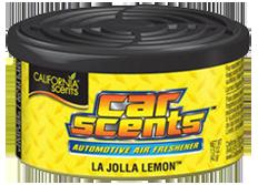 Osvěžovač vzduchu California Scents, vůně Car Scents - Citron