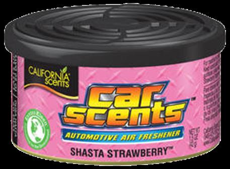 Osvěžovač vzduchu California Scents, vůně Car Scents - Jahoda