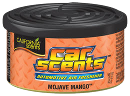 Osvěžovač vzduchu California Scents, vůně Car Scents - Mango