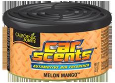 Osvěžovač vzduchu California Scents, vůně Car Scents - Meloun & Mango