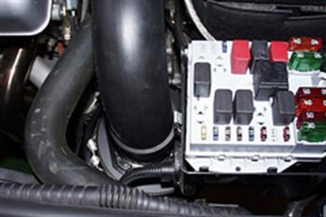 GruppeM carbonové sání pro Alfa Romeo 147 2.0 Twin Spark 16V Ti