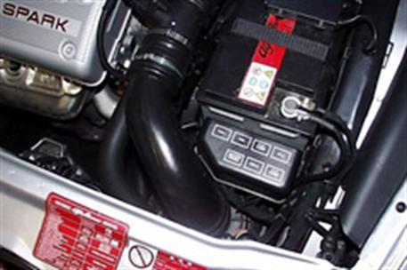 GruppeM carbonové sání pro Alfa Romeo 156 2.0 Twin Spark 16V