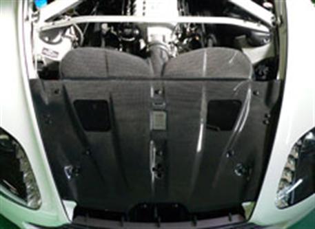 GruppeM carbonové sání pro Aston Martin V8 Vantage