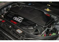 GruppeM carbonové sání pro Audi RS6 4B (Typ C5) 4.2 V8 Twin-turbo
