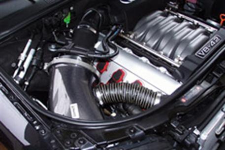 GruppeM carbonové sání pro Audi S4 8E (Typ B7) 4.2 V8 Quattro
