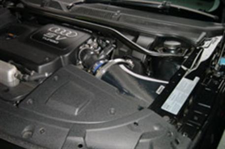 GruppeM carbonové sání pro Audi TT 8N (Typ A4) 1.8Turbo FF