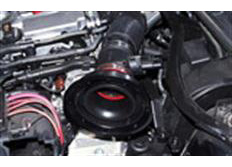 GruppeM carbonové sání pro Audi TT 8N (Typ A4) 3.2 Quattro