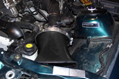 GruppeM carbonové sání pro BMW E36 318 1.9 (r.v. 96-99)