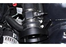 GruppeM carbonové sání pro BMW E46 320 2.2 (r.v. 00-05)