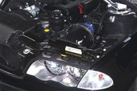 GruppeM carbonové sání pro BMW E46 330 3.0 (r.v. 00-05)