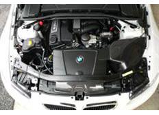 GruppeM carbonové sání pro BMW E90/E91/E92/E93 320 2.0 156ps (r.v. 07-10)