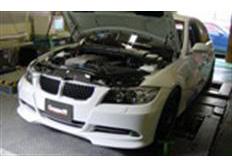GruppeM carbonové sání pro BMW E90/E91/E92/E93 325 2.5 (r.v. 05-10)