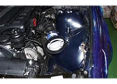 GruppeM carbonové sání pro BMW E39 525i 2.5