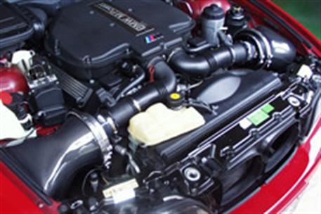 GruppeM carbonové sání pro BMW M5 5.0