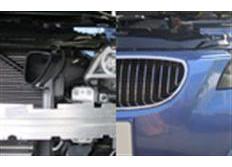 GruppeM carbonové sání pro BMW E60/E61 525i 2.5 (r.v. 05-09)