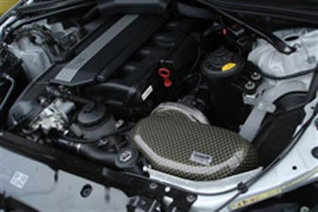 GruppeM carbonové sání pro BMW E60/E61 525i 3.0 (r.v. 05-09)