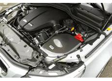 GruppeM carbonové sání pro BMW E60/E61 M5 5.0 (r.v. 04-10)(r.v. 03-05)