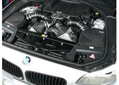 GruppeM carbonové sání pro BMW F10/F11 M5 4.4TT