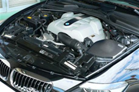 GruppeM carbonové sání pro BMW E63/E34 645Ci 4.4