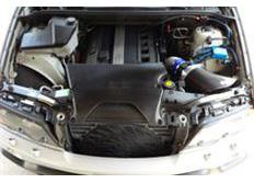 GruppeM carbonové sání pro BMW X5 3.0i