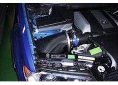GruppeM carbonové sání pro BMW X5 4.4i