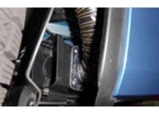 GruppeM carbonové sání pro BMW X5 4.6iS