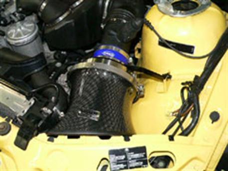GruppeM carbonové sání pro BMW Z3 M Roadster/M Coupe 3.2