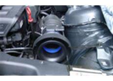 GruppeM carbonové sání pro BMW Z4 2.2i