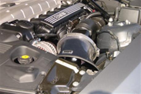 GruppeM carbonové sání pro BMW Z4 3.0Si