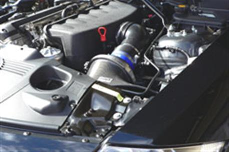 GruppeM carbonové sání pro BMW Z4 M Roadster/M Coupe 3.2