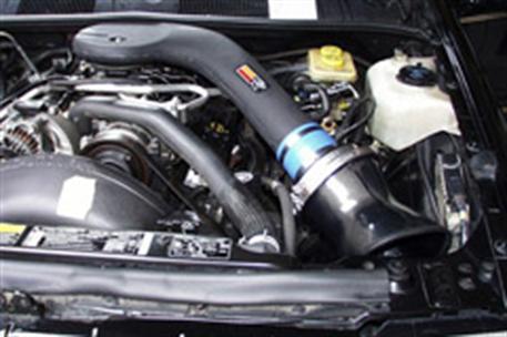 GruppeM carbonové sání pro JEEP Grand Cherokee 5.2 V8