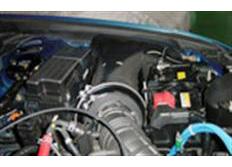 GruppeM carbonové sání pro Honda Accord CL7