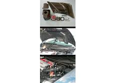 GruppeM carbonové sání pro Honda Civic FN2 R.H.D