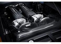 GruppeM carbonové sání pro Lamborghini Gallardo 5.0 V10