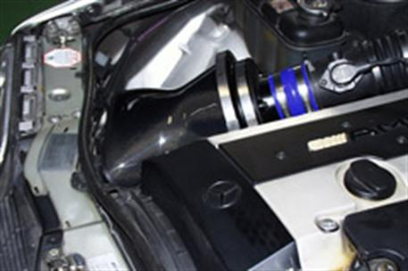 GruppeM carbonové sání pro Mercedes-Benz C-Class 202 AMG 3.6