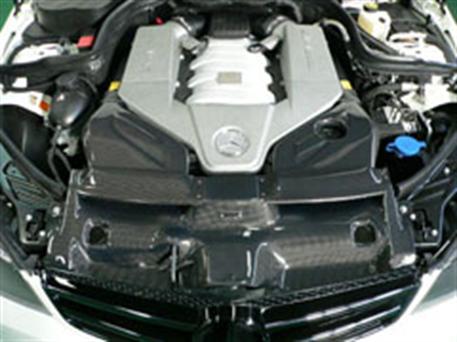 GruppeM carbonové sání pro Mercedes-Benz C-Class 204 AMG 6.2